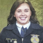 Osswald, Loxley earn national FFA honors