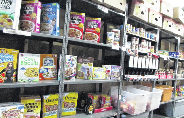 FISH Choice Pantry of Greenville's annual 'Feed Darke County' food drive is underway.