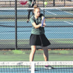 Win over Piqua gives Lady Wave tennis 13-6 record