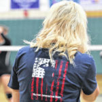 Lady Wave honors US Military