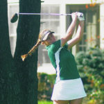 Greenville sophomore Kenna Jenkinson takes another step in success, plays in state golf tournament