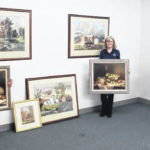 Bob Brubaker paintings donated to DCCA