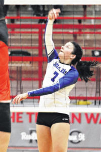 Lady Jets fall to Jackson Center