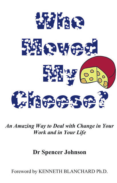 Greenville BPW will meet Nov. 12 featuring a program based on the book <em>Who Moved my Cheese</em>.