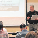 Custer leaving Darke County extension