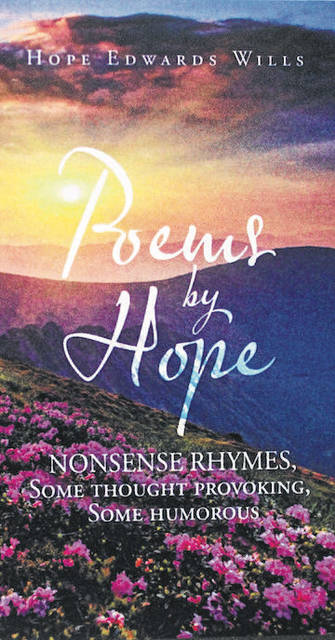<em>Poems by Hope </em>by Hope Wills, a former Union City resident, is available for checkout at the Union City and Greenville Public Libararies, and for purchase online.