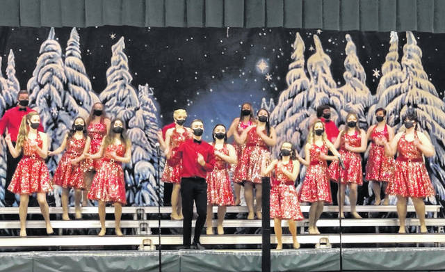 "The GHS Vocal Music Holiday Concert, titled ""What Christmas Means to Me,"" will be held virtually this year on Dec. 21 at 7 p.m."
