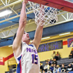 Sagester sets record in Patriots win