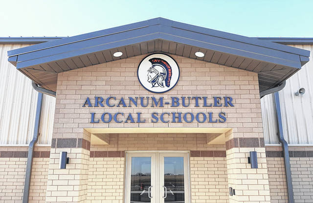 The Arcanum-Butler Local School District recently received subgrants from Twin and Van Buren Townships, which will be used to purchase sanitation products and bolster the school's online learning program.