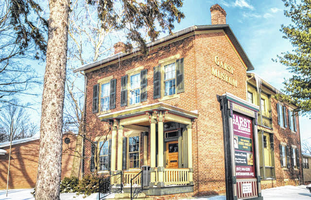 The Darke County Historical Society offers an annual family membership for $50, which allows for unlimited trips to the Garst Museum in Greenville for history enthusiasts of all ages.