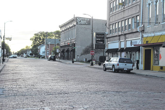 """The Arcanum Village Council met Tuesday evening for a brief meeting. They primarily discussed property devleopments with the building formerly known as """"Sutton's,"""" and how they plan to spend the remaining CARES Act funds."""