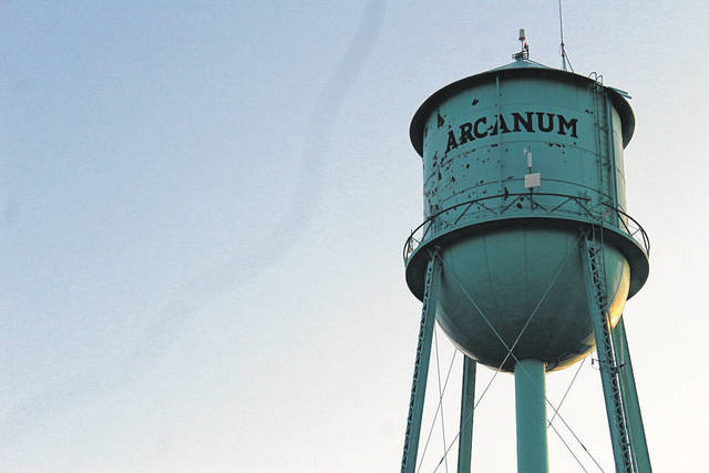 The Arcanum Village Council met Tuesday evening to discuss the northwest drainage project and police grants that the town will use to purchase new camera and radio equipment.