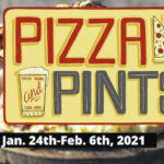 Pizza and Pints returns Jan. 24