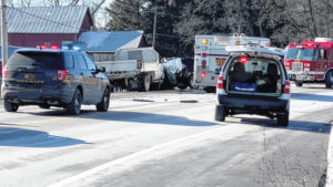 Head-on collision claims two lives