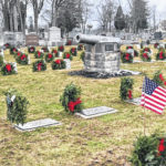 DAR sponsors wreaths at Greenville Union Cemetery