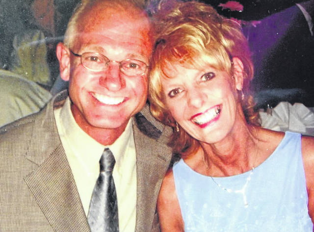 """Luke and Renee Klosterman (pictured) will speak about the role that faith has played in their marriage at the Shrine's """"Couples Night"""" Friday, Feb. 12 at 6 p.m, located at 2291 St. John's Rd. in Maria Stein."""