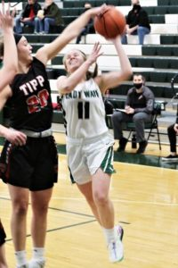 State ranked Tipp tops Lady Wave