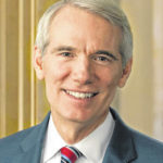 Portman addresses violence, orderly transfer of power