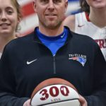 Lady Patriots Brad Gray earns 300th career win