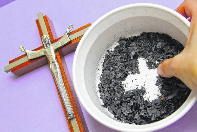 "Many Christian traditions, such as Catholic, Anglican, Lutheran, and some Protestant denominations mark the start of Lent with worship services on Ash Wednesday. This year, due to the COVID-19 pandemic, the Vatican has issued a ""no contact"" protocol for the safe distribution of ashes: the priest will issue one blessing to all in attendance, and then, after washing his hands and putting on a face mask, will sprinkle ashes over the head of each person without speaking."