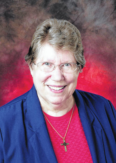 Sister Joyce Ann Zimmerman, C.PP.S. will lead the Maria Stein Shrine Adoration Guild's 2021 Lenten Season Learning Series, which begins Mar. 9. For more information, stop by the Shrine, located at 2291 St. John's Road in Maria Stein, or visit mariasteinshrine.org