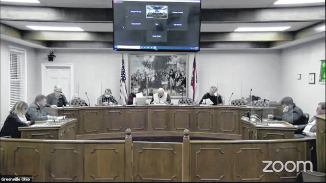 Greenville City Council heard a first reading of legislation authorizing rate increases on water and sewer services for city residents. A second reading will take place at council's Feb. 16 meeting.