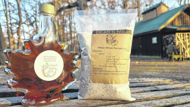 Darke County Parks will still be celebrating Maple Sugarin' season by offering self-led tours and sugar shack visits at Shawnee Prairie, located at 4267 St. Rt. 502 in Greenville, during daylight hours only from Saturday, Mar. 6 through Friday, Mar. 12, 2021.