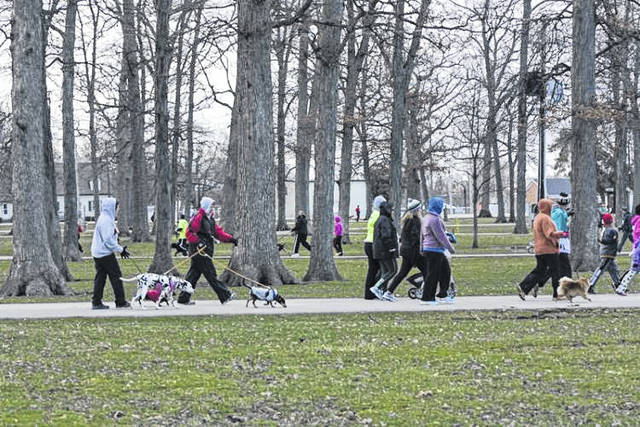 The Darke County Friends of the Animal Shelter will host its 7th annual 'Scentral Park Dog Park 5K' Saturday, May 1, beginning at 9 a.m. Registration is open now at www.gtraces.com. For additional information, email Kelly Sanning at drskas@embarqmail.com or visit www.facebook.com/Shelterfriends5KRace