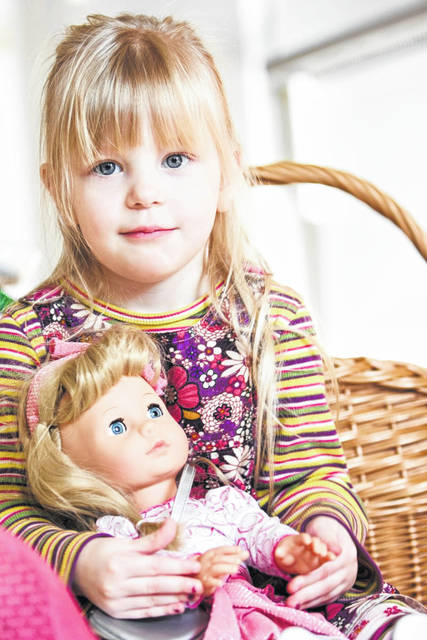 Bradford Public Library will host an American Girl Party Saturday, April 10, 2021. Girls in grades K-5 may sign up for one time slot, either from 10:30 to 11:30 a.m. or 12 noon to 1 p.m. Sign-ups are limited to 10 young ladies per time slot, so call 937-448-2612 to register for the event.