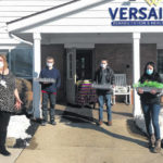 Versailles FFA delivers to Versailles Health Care Center