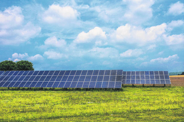 The anticipated solar project footprint in Darke County is about 2,000 acres, and will produce a total capacity of approximately 165 megawatts.