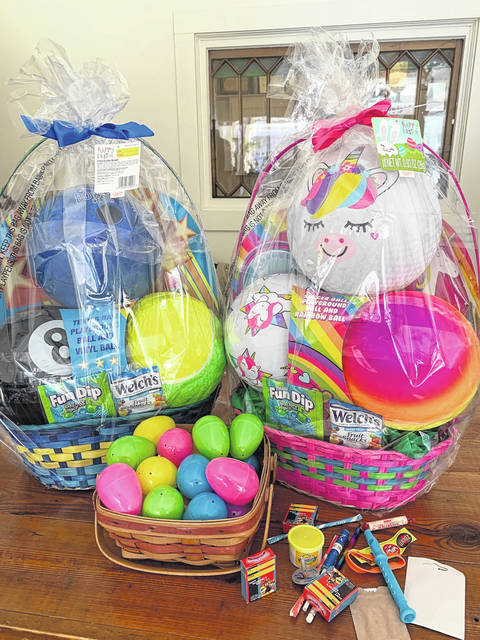 Downtown Greenville will be the site of Main Street Greenville's Scavenger and Easter Egg Hunt First Friday on April 2.