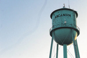 Arcanum talks coronavirus funds, road patching