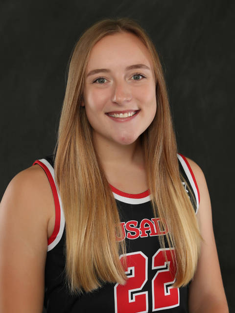 """Belmont Abbey senior and former Tri-Village standout Lady Patriots basketball player, Allie Downing to play in NCAA DII Women's Basetball """"Elite 8"""""""