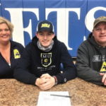 Hosler signs with Mount St. Joseph
