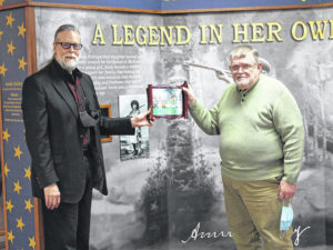 Darke County Historical Society recognizes Allen Hauberg