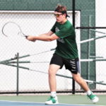 Green Wave tennis downs Celina