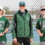 Wave JV tennis plays well at home
