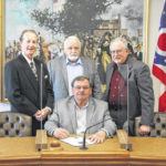 Greenville Mayor signs National Day of Prayer Proclamation