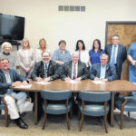 Commissioners sign Child Abuse proclamation