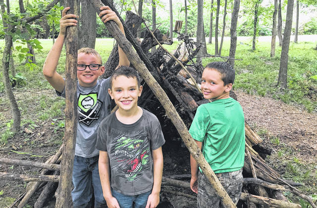 The 2021 summer camps hosted by the Darke County Parks are now open for registration.