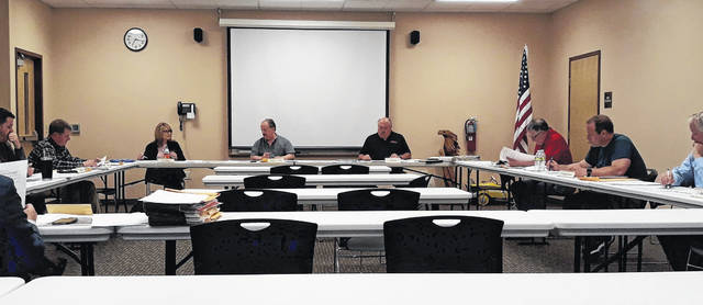 Progress on the Virginia Street sewer and water project, the purchase of rock salt, reopening the municipal pool, and village signage were among the top agenda items discussed by the Village of Versailles Council. The next meeting is scheduled for Wednesday, April 28, in the EMT Building located at 320 Baker Road in Versailles.