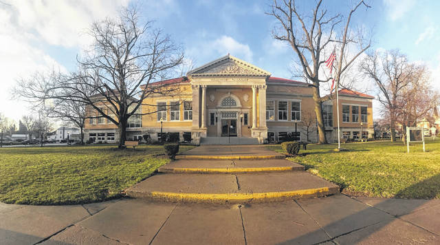Greenville Public Library doors are once again open to the public.