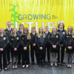 Mississinawa Valley FFA holds annual banquet