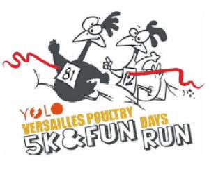 Poultry Days 5K is a GO!