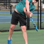 Wave tennis defeats Trotwood-Madison