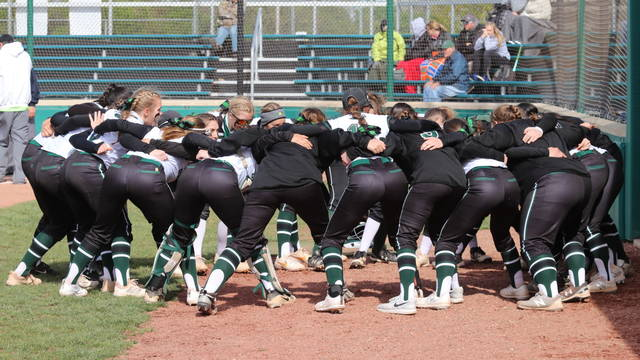 Greenville Lady Wave softball team will host the Covington Lady Buccaneers in a Saturday matchup with a noon start time.