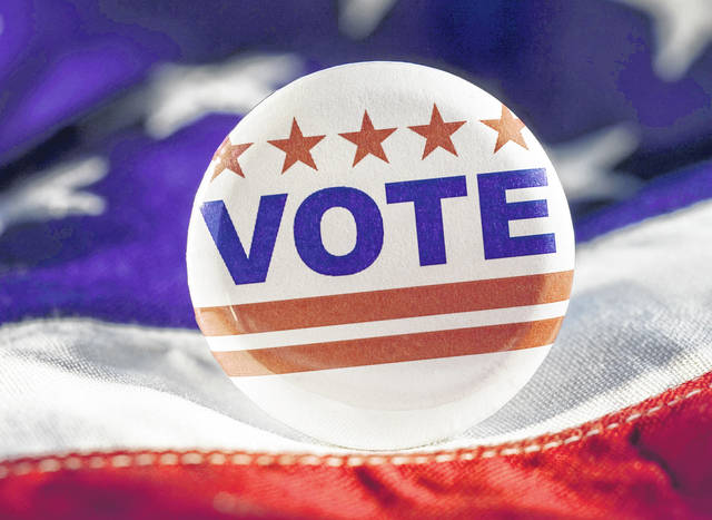 Tuesday is primary election day in Ohio. Polls are open from 6:30 a.m. to 7:30 p.m.