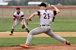 Arcanum baseball falls to Covington