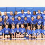 Lady Jets complete basketball camp